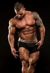 Men's clenbuterol results