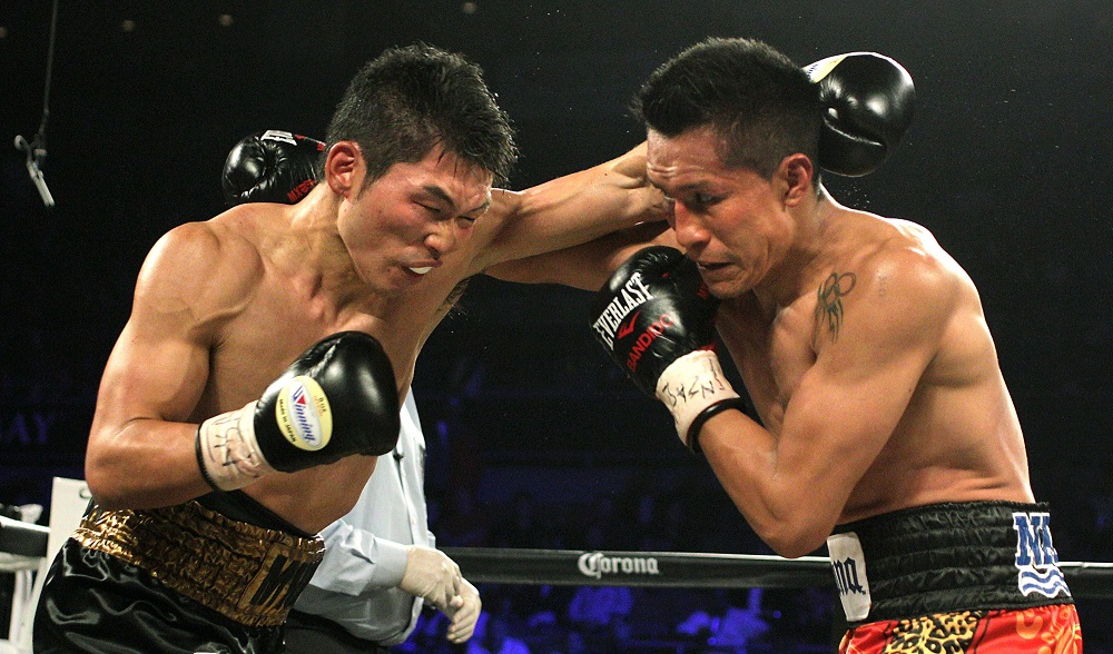 Francisco Vargas - boxing